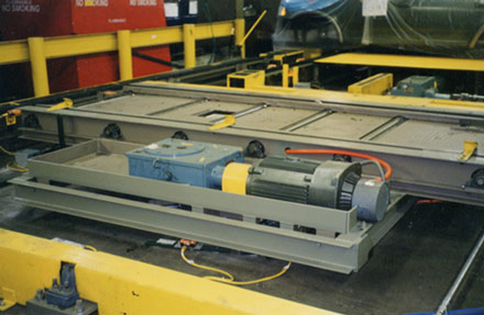 Automotive Conveyor Installation