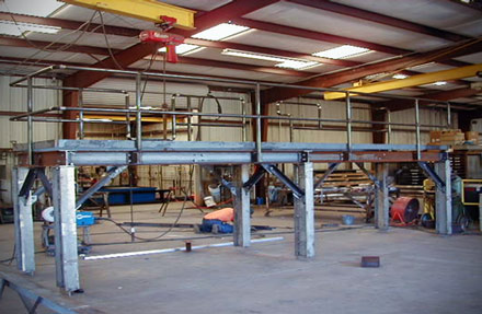 Fabrication and Shop Services